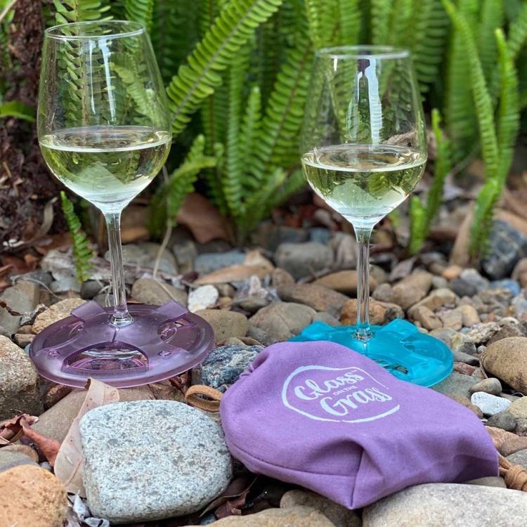 Glass on the Rocks
