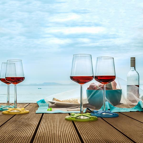 Glass on the Grass Beach