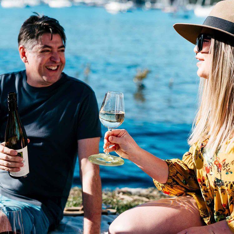 Picnic Wine Glass Bases