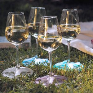 Tranquility Collection Glass on the Grass