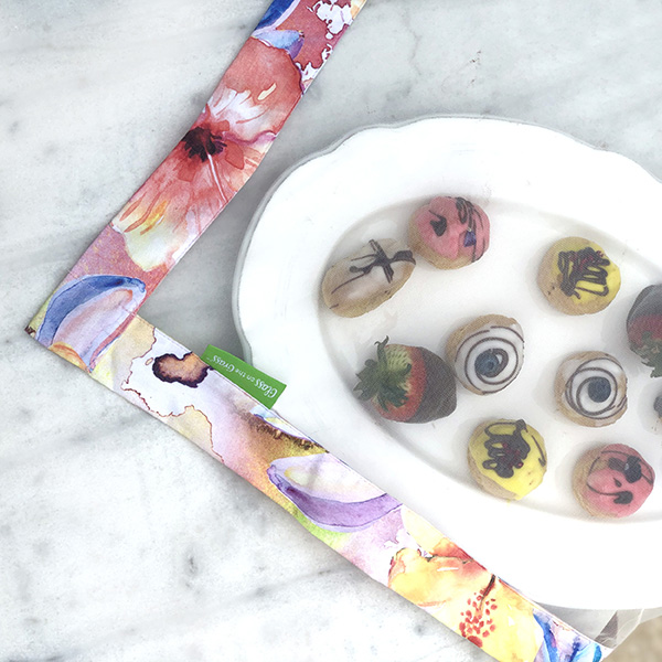 ShooFly Eco Food Cover - Watercolour